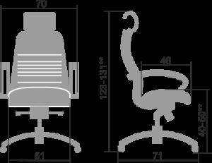SAMURAI KL-2.04 размер