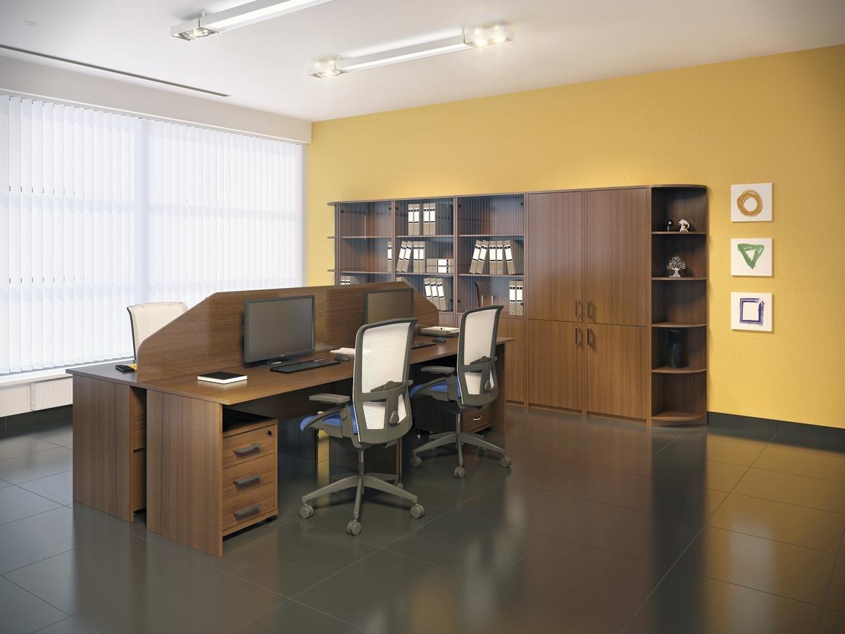 Оперативная офисная мебель RIVA.