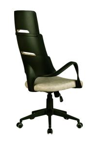 Кресло RCH Sakura черный пластик, ткань фьюжн пустыня Сахара(4)
