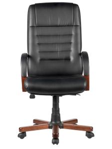 Кресло М155А Laguna Тай  Черная экокожа (2)